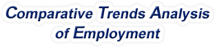Mississippi - Comparative Trends Analysis of Total Employment, 1969-2015
